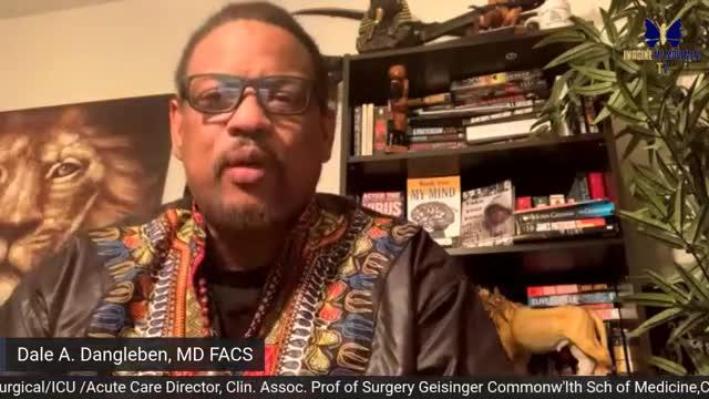 Doctor Dale A. Dangleben MD. FACS.